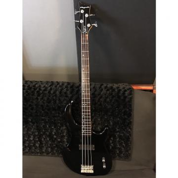 Custom Dean Playmate 4 String Bass Black