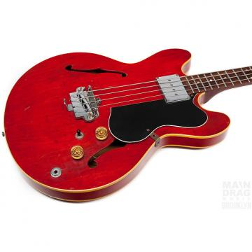 Custom 1967 Epiphone VB-232 Rivoli Bass