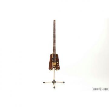 Custom WARWICK Nobby Meidel Electric Bass Guitar w/ ATA Road Flight Case #26356
