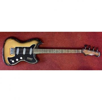 Custom Burns Original 1960s Vista Sonic Bass 1963 Sunburst