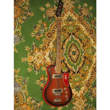 Custom Ural 510 Bass Guitar USSR Rare Vintage Electric Soviet Russian 1975-1980