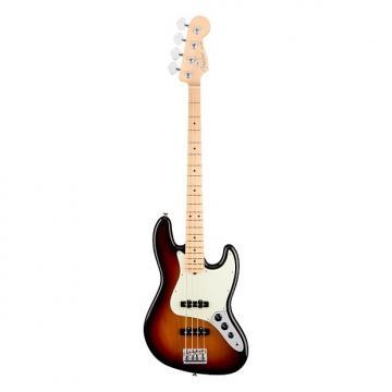 Custom Fender American Professional Jazz Bass 3 Colour Sunburst