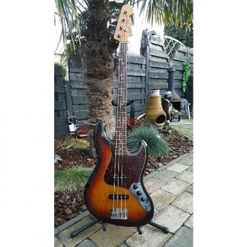 Custom Fender Jazz bass JV  1982 3 tone sunburst