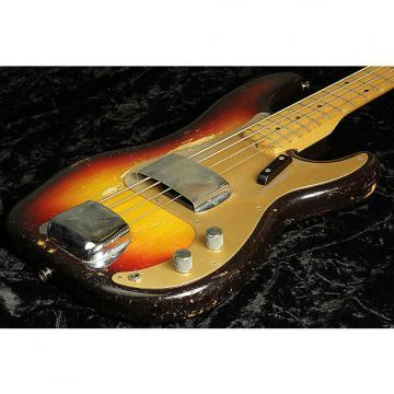Custom Fender Vintage 1958 Precision Bass Sunburst