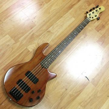 Custom Godin Freeway 5 Active Bass Brkn Dr