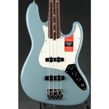 Custom Fender American Professional Jazz Bass - Sonic Gray