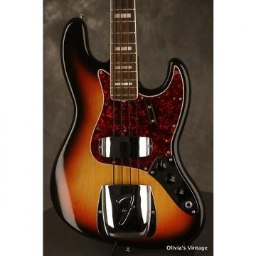 Custom Fender Jazz Bass 100% Complete 1971 Sunburst