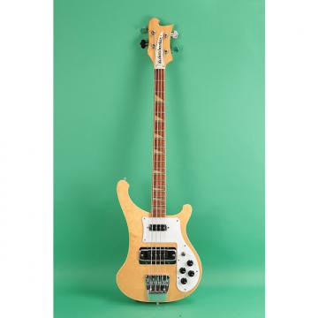 Custom Rickenbacker 4001 Bass 1996 Mapleglo