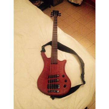 Custom Warwick Thumb BO 5 string bass
