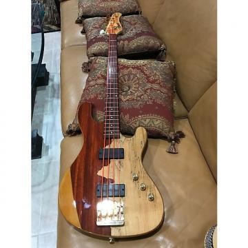 Custom Cort Jeff Berlin Rithimic 2015 Natural Rosewood/2-tone