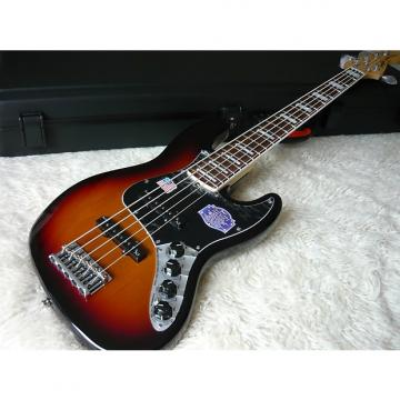 Custom Fender jazz bass American deluxe 2009 sunburst