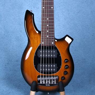 Custom Ernie Ball Music Man Bongo 6 6 String Electric Bass Guitar - F45000