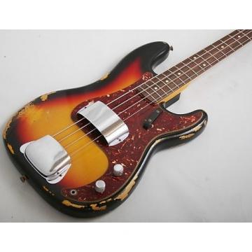 Custom Fender Custom Shop Anniversary 1964 Precision Bass Heavy Relic  2015