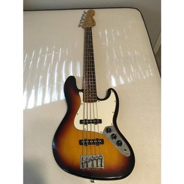Custom Fender Jazz Bass 2000 Sunburst