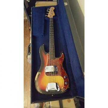 Custom Fender Percision Bass Original 1963 Sunburst