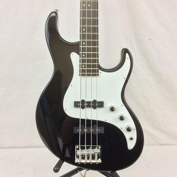 Custom Samick Fn1 Bass Guitar Black