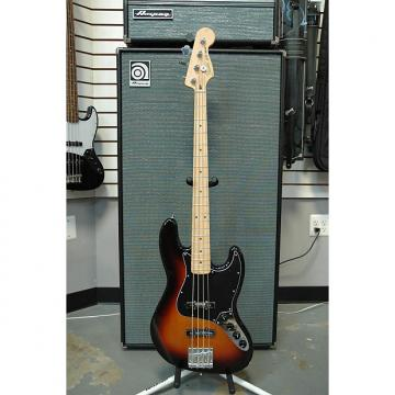 Custom Fender Deluxe Active Jazz Bass 2016 3-Color Sunburst