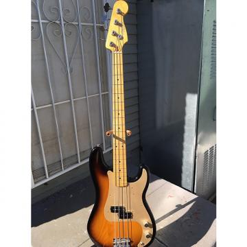 Custom Fender Classic 50s Precision Bass Nitro Finish 2014 2 Color Sunburst