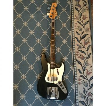 Custom Fender Jazz Bass 1973 Black