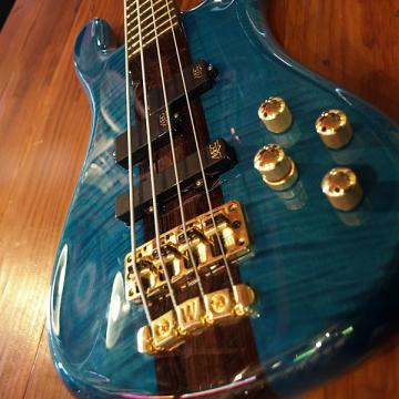 Custom Warwick Warwick Streamer Stage 1 Blue Lagoon