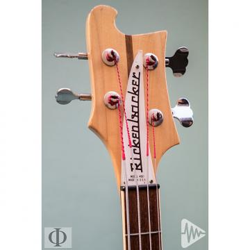 Custom Rickenbacker 4001 1974 Mapleglo