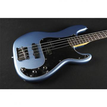 Custom Squier by Fender Vintage Modified Precision Bass PJ - Lake Placid Blue (168)