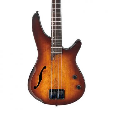 Custom Ibanez SRH500-DEF Electric Bass Guitar, Dragon Eye Burst Flat