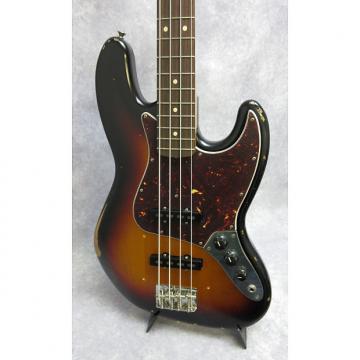 Custom Fender  Road Worn 60s Jazz Bass 3-Color Sunburst