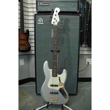 Custom Squier Classic Vibe '60s Jazz Bass 2016 Inca Silver