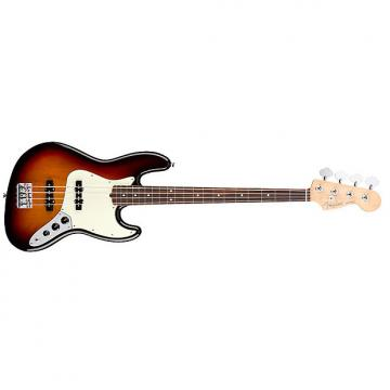 Custom Fender American Professional Jazz Bass Rosewood 3-Color Sunburst