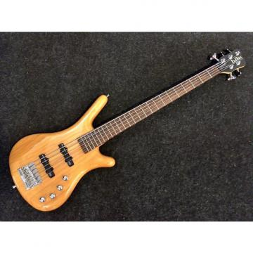Custom Warwick Corvette 5 Rockbass 2005 Naturel