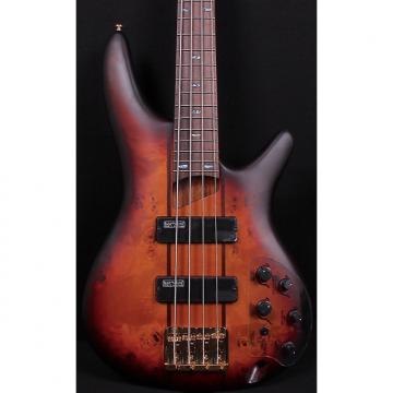 Custom Ibanez  SR800 Bass  Whiskey Burst Flat