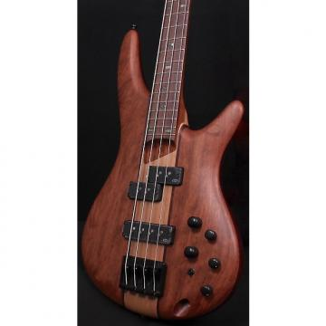 Custom Ibanez SR750 Bass Natural Flat