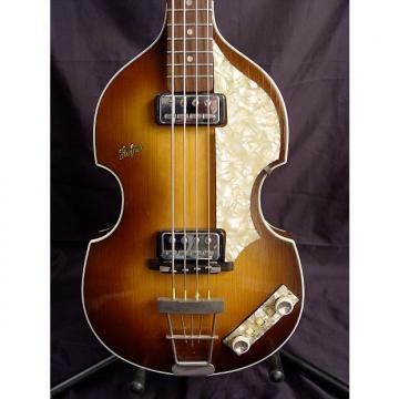 Custom Hofner 500 / 1 Beatle Bass 1962 NOT A RE-ISSUE