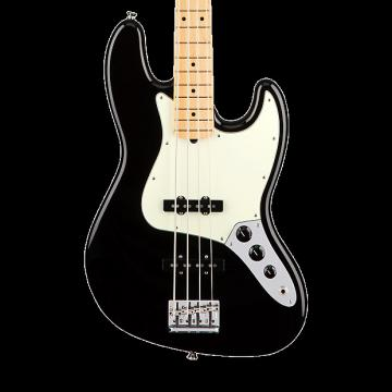 Custom Fender American Professional Jazz Bass with Maple Fingerboard - Black with Case