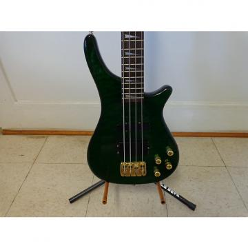 Custom Johnson Catalyst Bass Guitar w Active Pickups - 4 String w Hard Case