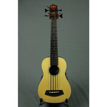 Custom Kala Uke U Bass with Gig Bag