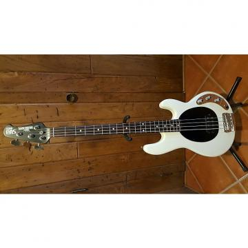 Custom Musicman SUB Bass 2004 White