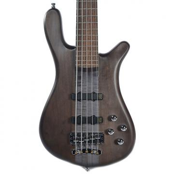 Custom Warwick Teambuilt Pro Series Streamer Stage I 5 String Nirvana Black
