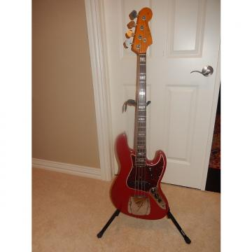 Custom Fender American Vintage '66 Jazz Bass 1966 (RED)