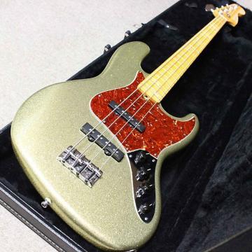 Custom Fender Custom Shop Classic Jazz Bass  2010 Gold Sparkle
