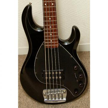 Custom Ernie Ball Music Man StingRay 5 H 2002 Black