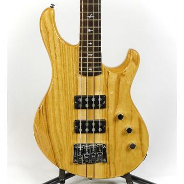 Custom PRS  SE Kingfisher 4-String Bass Natural
