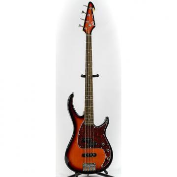 Custom Peavey Milestone 4-String Electric Bass Vintage Sunburst