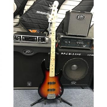 Custom G&L JB-2 Tribute Series Electric bass 2017 3 Tone Sunburst Brand New!