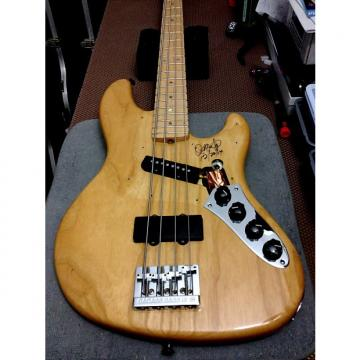 Custom Fender Deluxe Jazz Bass