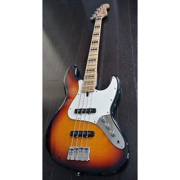 Custom Maruszczyk Instruments - ELWOOD 4P - 4 String Bass in 3 Tone Sunburst - NEW Autorized Dealer