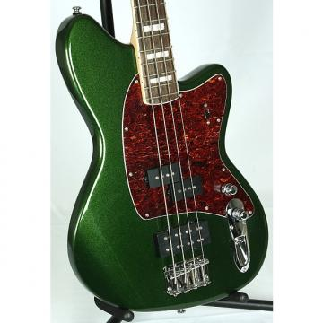Custom Ibanez TMB-300 TMB300 Talman 4-String Electric Bass Guitar Metallic Forest Metallic Forest