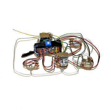 Custom Bartolini 5.2AP NTMB-GFL (Fretless) Compact Preamp