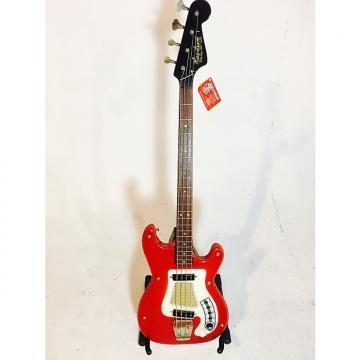 Custom Hagstrom PB-24-BG 1960s Red